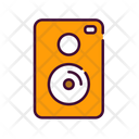 Sound Music Player Loud Speaker Icon