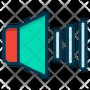 Sound Voice Mute Icon