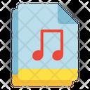 Multiple File Sound Icon