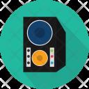 Sound System Music Icon