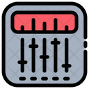 Device Music Equalizer Icon