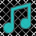 Music Sound Note Icon