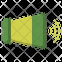 Sound Speaker User Icon