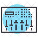Sound Mixer Device Icon