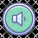 Sound On Audio Icon