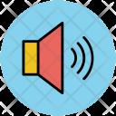 Sound Volume Speaker Icon