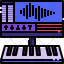 Sound Adjustment Sound Editing Sound Controller Icon