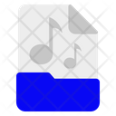 Sound and music file Icon