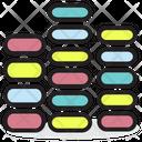 Soundbars Audio Bars Sound Waves Icon