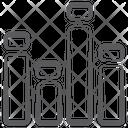 Sound Bars Sound Adjuster Equalizer Icon