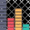 Sound Bars Mixer Equalizer Icon