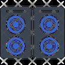 Sound Box Box Music Icon