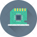 Sound Card Lan Icon