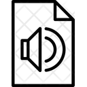 Sound Files Icon