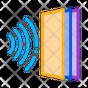 Sound Heading Door Icon