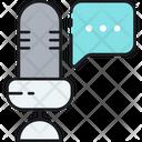 Mpr Communication Icon