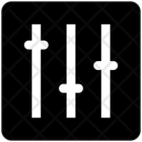 Sound Setting Equalizer Sound Icon