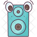Sound System Speaker Music Player Icon