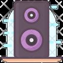 Sound System Output Device Sound Speaker Icon