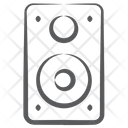 Sound System Audio Player Music Player Icon