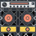Sound System Speaker Music Icon