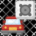 Sound System Icon
