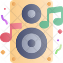 Sound System Music Sound Icon