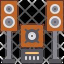Sound System Speaker Sound Icon