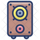 Sound System Speaker Icon