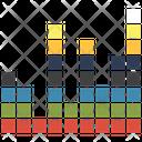 Sound Volume Bars Volume Bars Vloume Icon