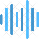 Sound Wave Sound Equalizer Icon