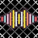 Audio Waves Audio Mastering Daw Icon