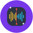 Music Waves Sound Waves Volume Waves Icon