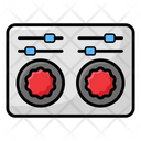 System Preference Volume Equalizer System Setting Icon