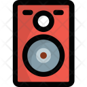 Soundbox Speaker Concert Icon