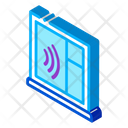 Soundproof Window Soundproofing Icon