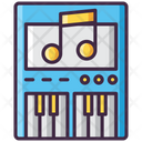 Msoundtrack Soundtrack Audio Icon