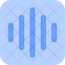 Soundwave Frequency Sound Icon