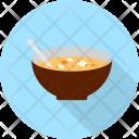 Soup Restaurant Concept Icon