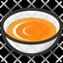 Soup Bowl Tomato Icon