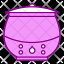 Soup Warmer Restaurant Icon