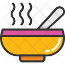 Soup Hot Meal Icon