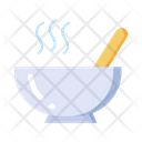 Soup Hot Bowl Icon