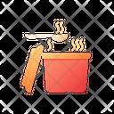 Soup Takeaway Takeout Icon