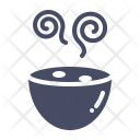 Soup Bowl Hot Icon