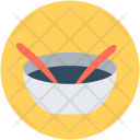 Soup Hot Spoons Icon