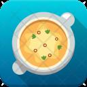 Soup Bowl Healthy Icon