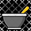 Soup Bowl Food Soup Icon