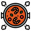 Soup Cooking Boil Icon