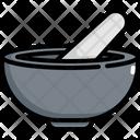Mortar Kitchen Kitchenware Icon